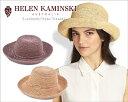ヘレンカミンスキー HELEN KAMINSKILombardy ロンバルディラフィア ハット (麦わら帽子) レディース 帽子 ツバ10cmタイプ おしゃれな ツバ広 女優帽!夏のUV対策に!