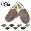 アグ メンズ スリッポン アスコット UGG ASCOT SUEDE MENS アスコット スウェード ムートンシューズ 型番:5775