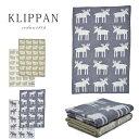 RoomClip商品情報 - KLIPPAN クリッパン ブランケット SHEEP MOOSE ウール 90cm×130cm 2403 2404 BENGT&LOTTA