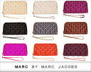 MARC BY MARC JACOBS マーク・バイ・マークジェイコブス2008年新作!!海外でも人気爆発中のサテンウォレット!MARC BY MARC JACOBS(マーク バイ マークジェイコブス)SATIN QUILTING WRISTLET( サテンキルティングリストレット )