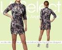 LA SelectLAセレクトミニスカート ワンピース(ドレス)【S M L 】【レディースワンピース】【レディース】【婦人用】【通販】