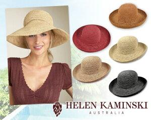 ヘレンカミンスキー HELEN KAMINSKI プロバンス12 ラフィア ハット (麦わら帽子) レディース 帽子provence12 ツバ12cmタイプ ・・・