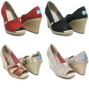 TOMS shoes トムズ シューズCanvas Wome...