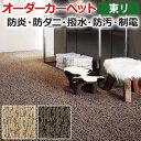 オーダーカーペット フリーカット フリーサイズ ロールカーペット 東リ カーペット 絨毯 じゅうたん ラグ マット アースブレス 約250×1..