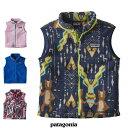 2017 FW 秋冬新作 Patagonia パタゴニア 61006 ベビー・シンチラ・フリース ベスト Baby Synchilla Fleece Vest 61005