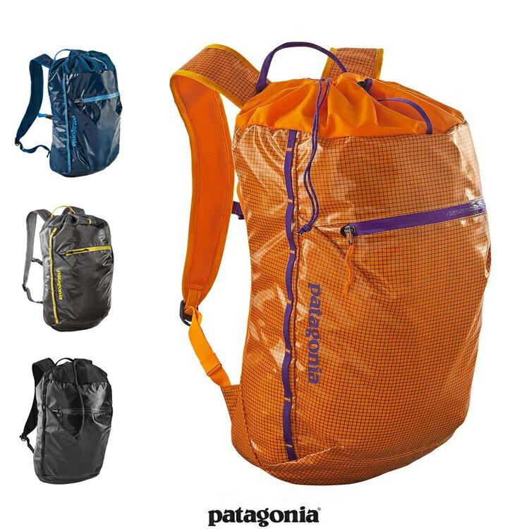 Patagonia パタゴニア 49040 ライトウェイト・ブラックホール・シンチ・パック 20L Lightweight Black Hole Cinch Pack 20L
