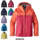 【 SALE セール 10% 】パタゴニア patagonia 83807 ウィメンズ・トレントシェル・ジャケット レディース W's Torrentshell Jacket