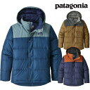 Patagonia パタゴニア ボーイズ・ビビー・ダウン・フーディ ジャケット2018 FW 秋冬新
