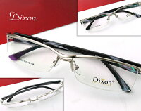 �ڥᥬ�����Ρ�DixonCollectionEyewear�ϡ��ե��Silver���֥�֥�å�����켰�Ժ���������̵����