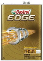 CastrolカストロールエンジンオイルEDGEエッジ5W-401L缶のポイント対象リンク