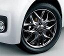 HONDA ホンダ 純正 アルミホイール 15インチ 4.5J PCD100 INSET45 4穴 MG-021 ブラックスパッタリング仕上げ 08W15-TTA-000 1本 15×4 1/2J 4 1/2J PCD100mm インセット45mm インセット45 ホンダ純正 アルミ ホイール 交換 車 N-BOXカスタム NBOXカスタム NONE NWGN