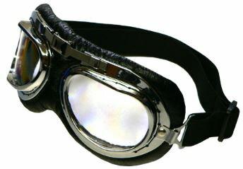 LEADリード工業BARTONPG-400Aビンテージゴーグル|ゴーグルヘルメットヘルメハーフヘルメ