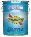 SUNOCO スノコ エンジンオイル ULTRA ウルトラ 10W-40 SN CF4 20L缶