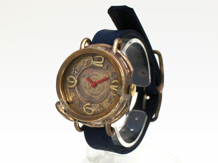 【送料無料】en 帽子・大 手作り腕時計 ワンポイントのある帽子をイメージ。贈り物にも最適です。【顧客が歓迎】