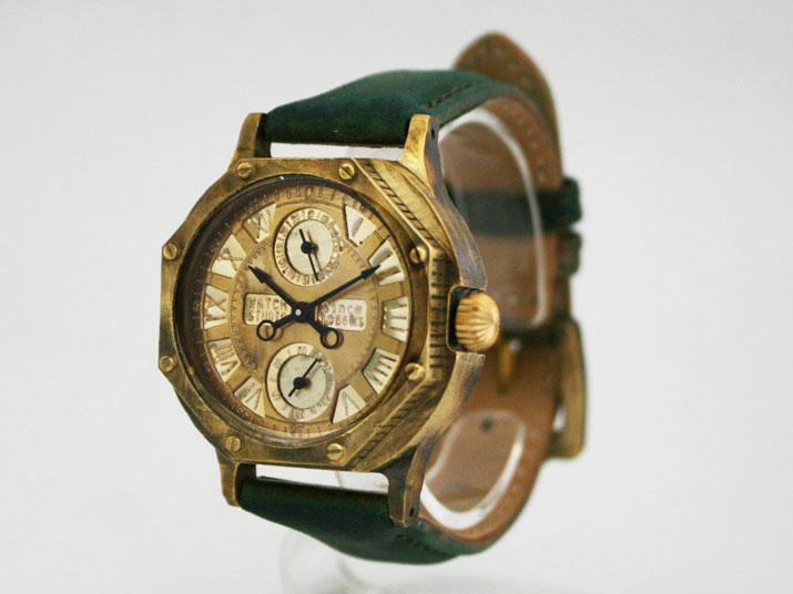 【送料無料】Ks MIXLOAD 手作り腕時計