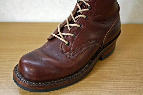 【ブーツのヒモ】Color Round Boots Lace レース 丸紐