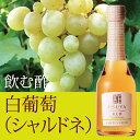 【飲む酢】白葡萄(シャルドネ)の酢 250ml デザートビネガー OSUYA GINZA お酢屋 銀