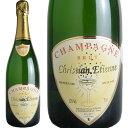 ヴィンテージシャンパンの年号入りで四千円前半はありえない!?驚きのコストパフォーマンスシャンパンの登場です!!シャンパーニュ ブリュット ミレジム [1997]クリスチャン・エティエンヌ