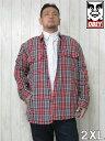 ショッピングアメリカ (スーパーセール特別価格)大きいサイズ メンズ OBEY(オベイ)「JAMES」ジャケット<チャコールマルチ><2XL>2XL USA アメリカ ストリート系 ブランド