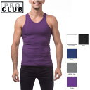 PRO CLUB (プロクラブ) リブ編みタンクトップ【全4色】【3XL〜5XL】(1枚のみ)大きいサイズ PROCLUB Men's Athletics Shirt
