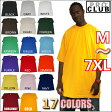 PRO CLUB (プロクラブ) 【全17色】【2XL〜4XL】[M〜3XLもございます]HEAVY WEIGHT(ヘビーウェイト)PROCLUB 無地/プレーン 半袖Tシャツ(S/S TEE)大きいサイズ 小さいサイズ大きいサイズスノボー ウェアスノーボード インナー 作業着M L LL 2L 3L 4L 5L