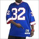 【あす楽】【送料無料】BUFFALO BILLS (バハロビルス) replica フットボールシャツ #32【OJ SIMPSON】フットボールジャージ ゲー...