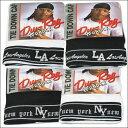 ショッピング水泳帽 LA/NYロゴ入り! DU-RAG(ドゥーラグ)ビニースパンデクスタイダウン hiphop ヒップホップ ダンス 衣装 ダンス衣装 水泳帽