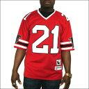 (全3色)ATLANTA FALCONS replica フットボールシャツ/ #21【DEION SANDERS】メンズ 大きいサイズ 小さいサイズ メンズ大...