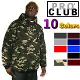 【全9色】PRO CLUB(专业俱乐部)重量级PROCLUB 素色 套头衫付帽、兜帽藏青色?黑?白?灰色?棕色?宝蓝色?红色?黑灰色(pullo[【全9色】PRO CLUB(プロクラブ) ヘビーウェイト PROCLUB 無地 プルオーバーフーディネイ