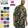 PRO CLUB (プロクラブ) 【全18色】【4XL〜5XL】[M〜3XLもございます]COMFORT(コンフォート)PROCLUB 無地/プレーン 半袖Tシャツ(S/S TEE)小さいサイズ大きいサイズスノボー ウェアスノーボード インナー 作業着M L LL 2L 3L 4L 5L