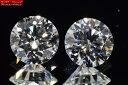 0.3カラットダイヤモンドEカラーIF輝き強いお目目ぱちりさんの双子ちゃんシンプルなピアスお作り代金込み