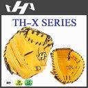 野球 HATAKEYAMA【ハタケヤマ】一般軟式グラブ TH-Xシリーズ 捕手用 キャッチャーミット ナチュラル