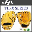 野球 HATAKEYAMA【ハタケヤマ】一般軟式グラブ TH-Xシリーズ 内野手用 ナチュラル