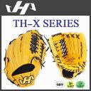 野球 HATAKEYAMA【ハタケヤマ】一般軟式グラブ TH-Xシリーズ 外野手用 ナチュラル