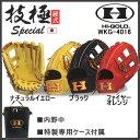 野球 グラブ グローブ 硬式 一般 ハイゴールド HI-GOLD 技極 Special 内野手用 中 日本製 HIGOLD
