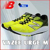 ランニングシューズ メンズ ニューバランス newbalance VAZEE URGE M イエロー/ブラック ワイズD 【nb-16fw】■即出荷 あす楽■