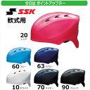 【8月10日までポイント3倍】/野球 SSK エスエスケイ 軟式用キャッチャーヘルメット-6色展開-