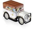 レープクーヘン エクスプレス 200g レトロな自動車缶 ドイツの クリスマスのお菓子 レ