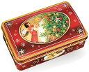 【限定販売】Elisen Schatulle 150g/シャトゥレ150g ドイツの クリスマス菓子 レープクーヘン チョコレートクッキー菓子※5,400円(税込)以上のお買い上げで送料無料(北海道/沖縄は送料別途)
