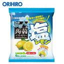 オリヒロ ぷるんと蒟蒻ソフトゼリー パウチタイプ 塩レモン 108g(18g×6個)×24袋 60816037