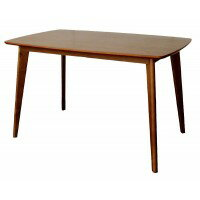 emo.(エモ)Dining Table 1200 EMT-2596BR ミッドセンチュリー+北欧を合わせたデザイン「emo.(エモ)」。速い(速い)