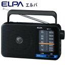 ELPA(エルパ) AM/FMポータブルラジオ ER-H100