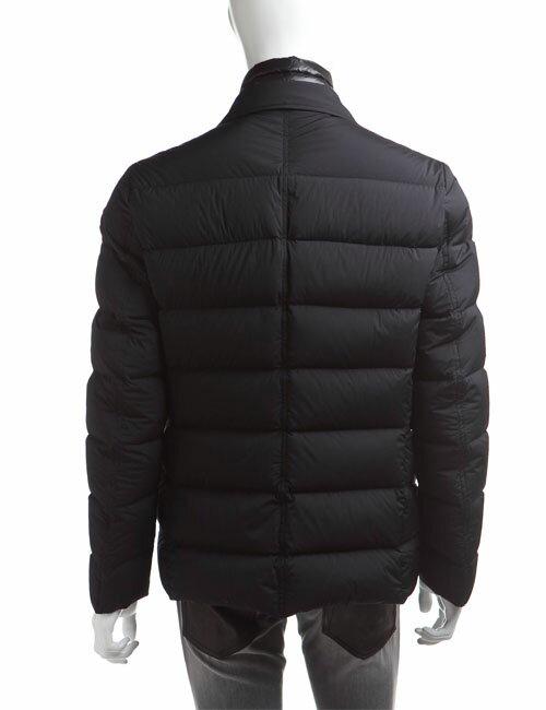 モンクレール【MONCLER】ダウンジャケット【メンズ】(3091695 53132)ブラック【送料無料】【QUOカードプレゼント】【アウトレット】