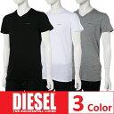ディーゼル DIESEL Tシャツアンダーウェア Tシャツ ...