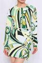 2009/2010年秋冬新作 DIFFUSION特別価格!エミリオプッチ / Emilio Pucci ワンピース(96RM15 96661)
