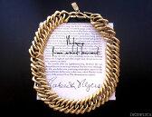 Vintage【Yves Saint Laurent】イヴサンローラン・イブサンローラン・ジグアール・ヴィンテージネックレスv696【DIGDELICA】