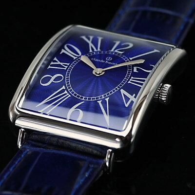 claude bernard クラウディ・ベルナード SWISS MADE 腕時計 21175 3P BUR