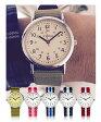 [メール便発送]CREPHA クレファー アウトドア NATO ベルト 腕時計 うでどけい ウォッチ メンズ レディース カジュアル カラフル 白 青 赤 ピンク ネイビー ミリタリー カーキ メーカー1年保証付