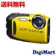 【送料無料】富士フィルム FinePix XP80 [イエロー] デジタルカメラ【新品・国内正規品】