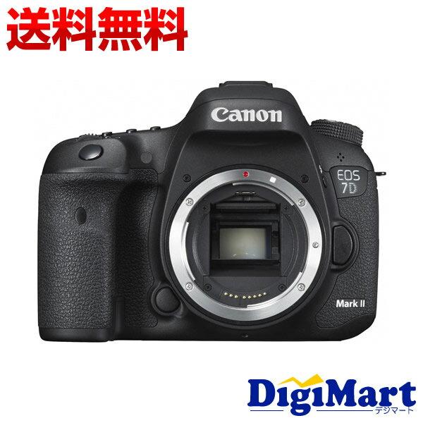 【送料無料】キャノン CANON EOS 7D Mark II ボディ デジタル一眼レフカメラ 【新品・国内正規品】